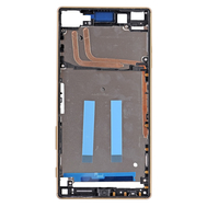 Replacement for Sony Xperia Z5 Middle Frame Front Housing - Gold