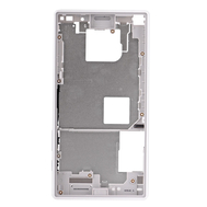 Replacement for Sony Xperia Z5 Compact/Mini Middle Frame Front Housing - White