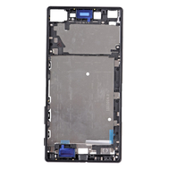 Replacement for Sony Xperia Z5 Premium Middle Frame Front Housing - Black