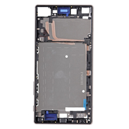 Replacement for Sony Xperia Z5 Premium Middle Frame Front Housing - Silver