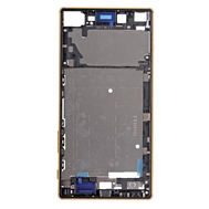 Replacement for Sony Xperia Z5 Premium Middle Frame Front Housing - Gold
