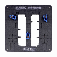 PCB Holder Repair Clamp for iPhone 5C/5S/SE iPad #FindFix