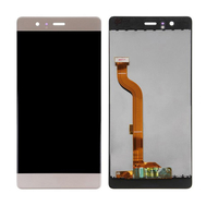 Replacement For Huawei P9 LCD with Digitizer Assembly - Gold