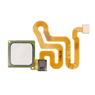 Replacement For Huawei P9 3D Fingerprint Identification Flex Cable - Silver