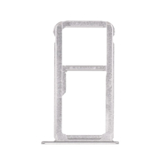 Replacement For Huawei P9 SIM Card Tray - Silver