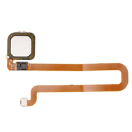 Replacement For Huawei Mate 8 Home Button Flex Cable - Silver