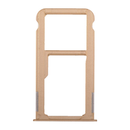 Replacement For Huawei Mate 8 SIM Card Tray - Gold