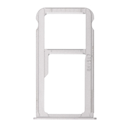 Replacement For Huawei Mate 8 SIM Card Tray - Silver