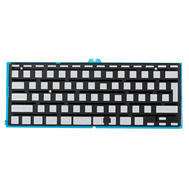 "Keyboard Backlight (British English) for Macbook Air 11"" A1370 A1465 (Mid 2011-Early 2015)"