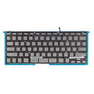"""Keyboard Backlight (British English) for MacBook Pro 13"""" Retina A1425 (Late 2012,Early 2013)"""