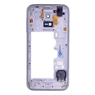 Replacement for Samsung Galaxy S5 Mini Rear Housing - Black