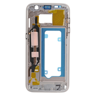 Replacement for Samsung Galaxy S7 SM-G930 Rear Housing Frame - Silver