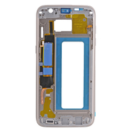 Replacement for Samsung Galaxy S7 Edge SM-G935 Rear Housing Assembly - Gold
