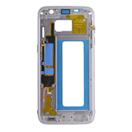 Replacement for Samsung Galaxy S7 Edge SM-G935 Rear Housing Assembly - Gray
