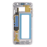 Replacement for Samsung Galaxy S7 Edge SM-G935 Rear Housing Assembly - Silver