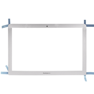 "LCD Display Bezel for MacBook Air 13"" A1369 A1466 (Late 2010-Early 2015)"