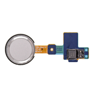 Replacement For LG G5 Home Button Fingerprint Scanner Flex - Silver