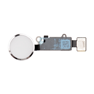 Replacement for iPhone 7&7 Plus Home Button Assembly - Silver