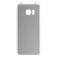 Replacement for Samsung Galaxy S7 Edge SM-G935 Back Cover - Silver