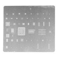BGA Reballing Stencil Template for iPhone 7 -0.15mm