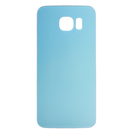 Replacement for Samsung Galaxy S6 SM-G920 Back Cover With Adhesive - Aqua Blue