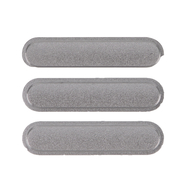 Replacement for iPad Mini 4 Side Keys Replacement (3 pcs/set) - Gray