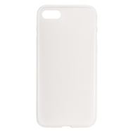 For iPhone 7/8 TPU Ultra-thin Protective Case - Transparent