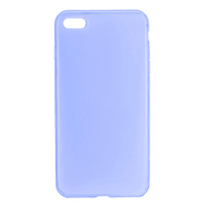 For iPhone 7/8 TPU Ultra-thin Protective Case - Dark Blue