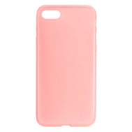 For iPhone 7/8 TPU Ultra-thin Protective Case - Red
