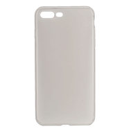 For iPhone 7 Plus/ 8 Plus TPU Ultra-thin Protective Case - Black