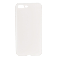 For iPhone 7 Plus/ 8 Plus TPU Ultra-thin Protective Case - Transparent