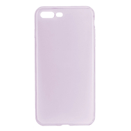 For iPhone 7 Plus/ 8 Plus TPU Ultra-thin Protective Case - Purple