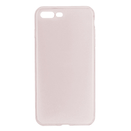 For iPhone 7 Plus/ 8 Plus TPU Ultra-thin Protective Case - Pink