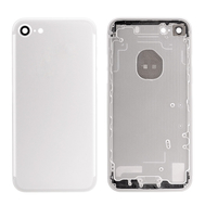 Replacement for iPhone 7 Back Cover - Silver