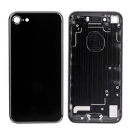 Replacement for iPhone 7 Back Cover - Jet Black