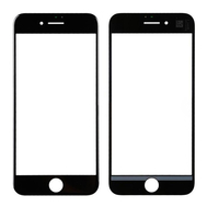 Replacement for iPhone 7 Front Glass - Black