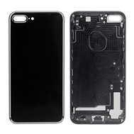 Replacement for iPhone 7 Plus Back Cover - Jet Black