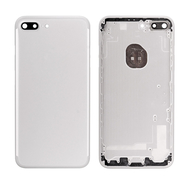 Replacement for iPhone 7 Plus Back Cover - Silver