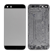 Replacement for iPhone SE Back Cover - Grey
