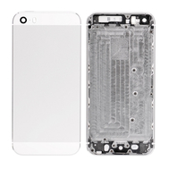 Replacement for iPhone SE Back Cover - Silver