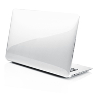 Clear Crystal Shell Plastic Hard Case For Macbook