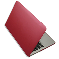 Wine Red Grind Arenaceous PC Matte Hard Case for MacBook