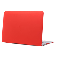 Red Grind Arenaceous PC Matte Hard Case for MacBook