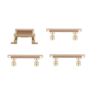 Replacement for iPhone 7 Side Buttons Set - Gold