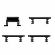 Replacement for iPhone 7 Side Buttons Set - Jet Black