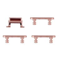 Replacement for iPhone 7 Plus Side Buttons Set - Rose