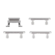 Replacement for iPhone 7 Plus Side Buttons Set - Silver