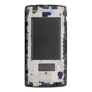 Replacement for LG G4 Front Housing Black