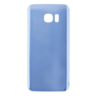 Replacement for Samsung Galaxy S7 Edge SM-G935 Back Cover - Blue Coral