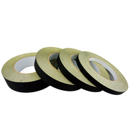 Black Acetate Insulated Single Side Adhesive Tape 30m